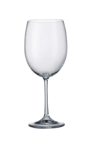 2 Wine Glasses 400 ml Gourmet